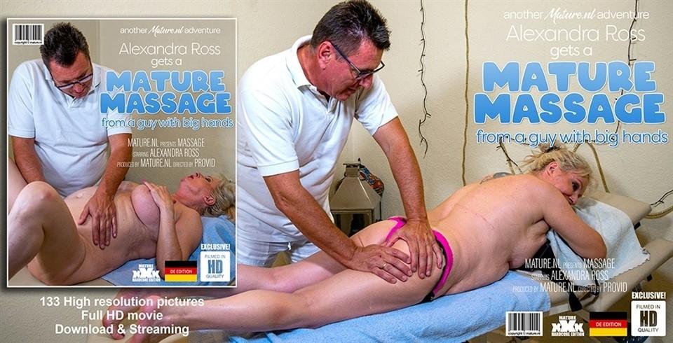 [Full HD] Alexandra Ross - Curvy Alexandra Ross gets a special massage Alexandra Ross (EU) (59) - SiteRip-00:25:33 | Creampie, Blowjob, Shaved - 1,5 GB