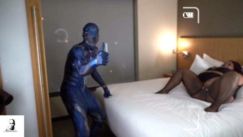 [HD] Alphonsolayz Blue Ranger Dick Slanger Returns Alphonsolayz - ManyVids-00:11:30   Creamy, Cosplay - 422,8 MB