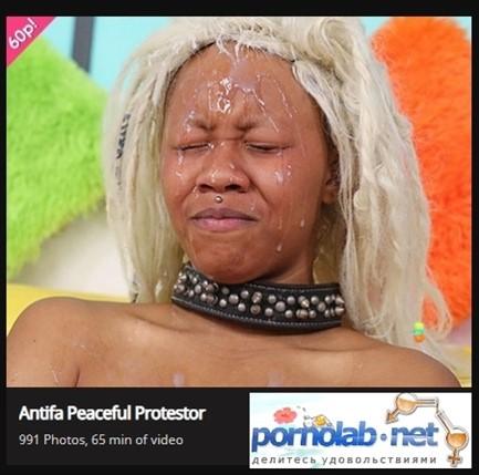 [Full HD] Antifa Peaceful Protestor - Antifa Peaceful Protestor - SiteRip-01:05:37 | Rough Sex, Deep Throat - 1,6 GB