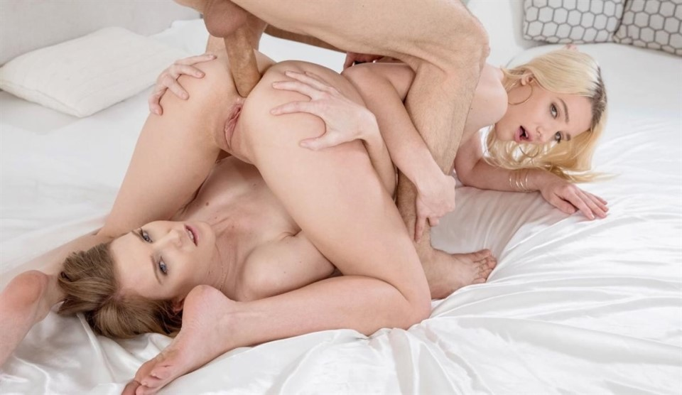 [HD] Ashley Lane, Kenna James - Ashley Lane, Kenna James - SiteRip-00:43:24 | Anal, Facial, Gape - 2,5 GB