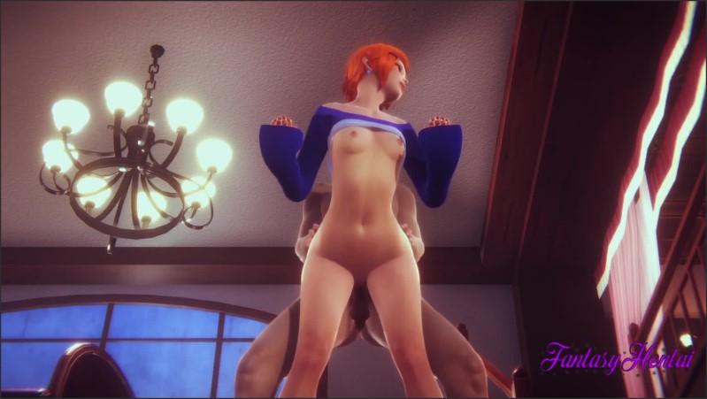 Uncensored hentai 10 Uncensored Hentai