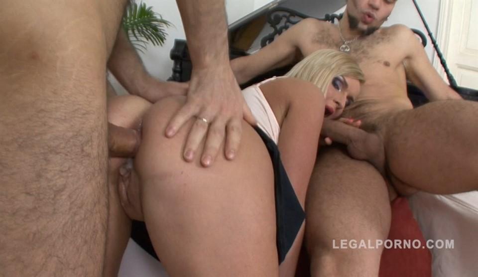 [HD] Big butt slut Alina assfucked & DP'ed NR248 Mix - SiteRip-00:20:05 | Anal, Gonzo - 670,9 MB
