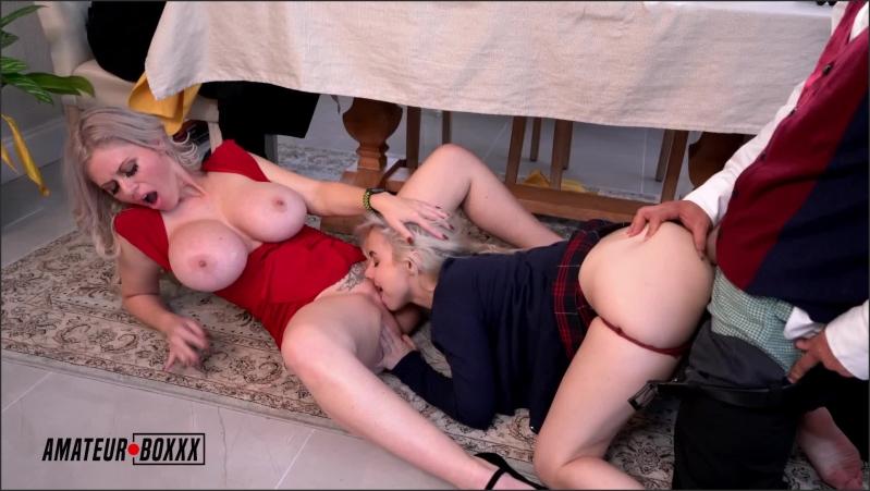 [Full HD] Casca Akashova, Aria Banks - Mind Control Thanksgiving - Casca Akashova - SiteRip-00:27:11 | Dominant, Mom Daughter, Big Tits - 1,9 GB