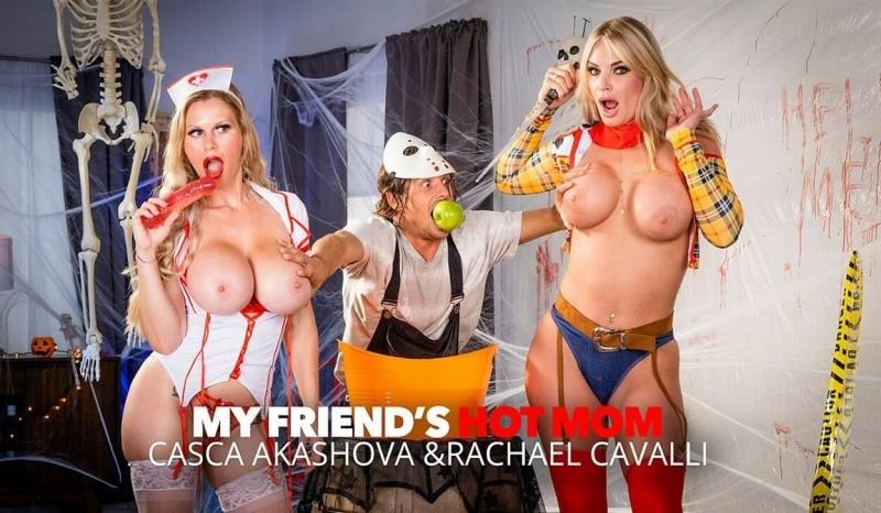 [Full HD] Casca Akashova & Rachael Cavalli - MILFs In Costume & - Casca Akashova & Rachael Cavalli - SiteRip-00:56:38 | Blowjob, Orgasm, Hairy - 2,5 GB