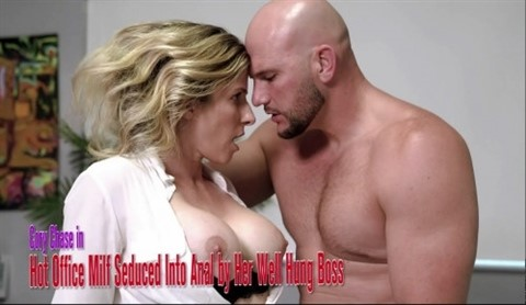 [HD] Cory Chase - Hot Office MILF Seduced In To Anal By Her Well - Cory Chase - SiteRip-00:24:19 | Blonde, Facial - 805,5 MB