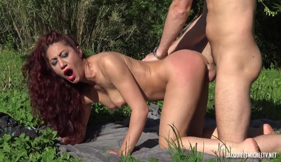 [HD] Dana Santo - Dana Loves France, And J&M Mix - SiteRip-00:38:44   All Sex, Hardcore, Gonzo - 582,6 MB