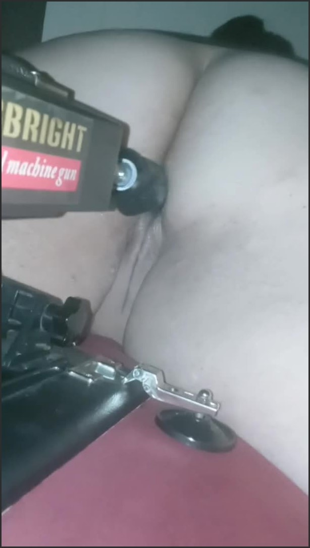 [SD] enjoying the fucking of the machine   - butterbean62 - -00:26:28 | Chubby, Adult Toys, Butt - 206,1 MB