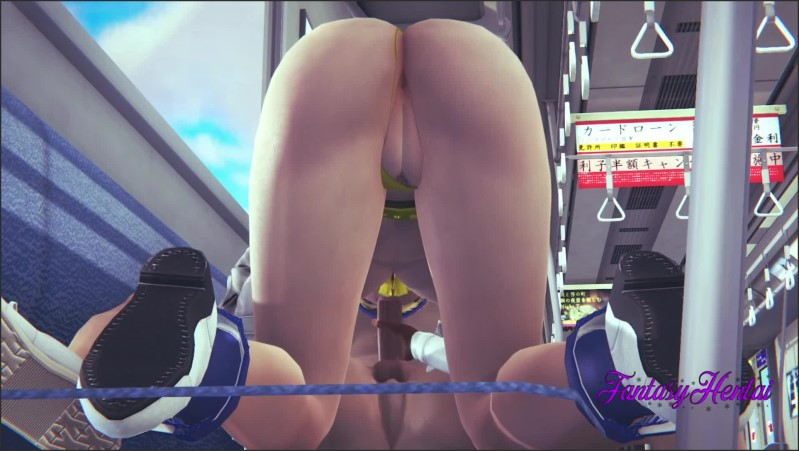 [Full HD] final fantasy x hentai 3d rikku boobjob and blowjob in a train   - FantasyHentai - -00:10:29 | Rikku, Exclusive, Creampie - 230,7 MB