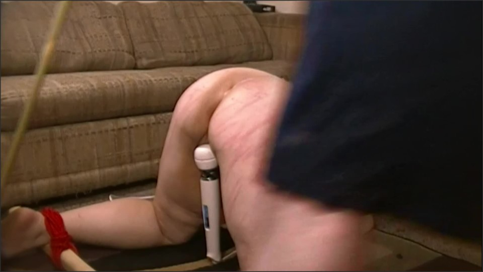 [Full HD] gagged slave is flogged caned and ass fucked   - Masterspetslut - -00:13:18 | Bbw, Anal Creampie - 399,9 MB