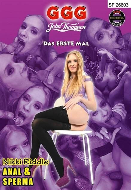 [Full HD] GGG - Das Erste Mal - Nikki Riddle - Anal & Sperma Nikki Riddle, Mini Hotcore - GGG-01:01:41 | Blonde, Facial Cumshot, Blowjob - 1,9 GB