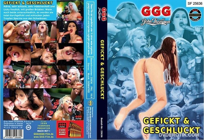 [LQ] GGG - Gefickt & Geschluckt Adina, Licky - GGG-01:01:12 | Cumshots, Facial, Blowjob - 1 GB