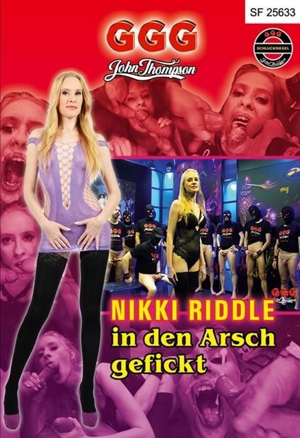 [HD] GGG - Nikki Riddle in Den Arsch Gefickt Nikki Riddle, Jessy - GGG-00:58:08 | Group, Blowbang - 1,2 GB