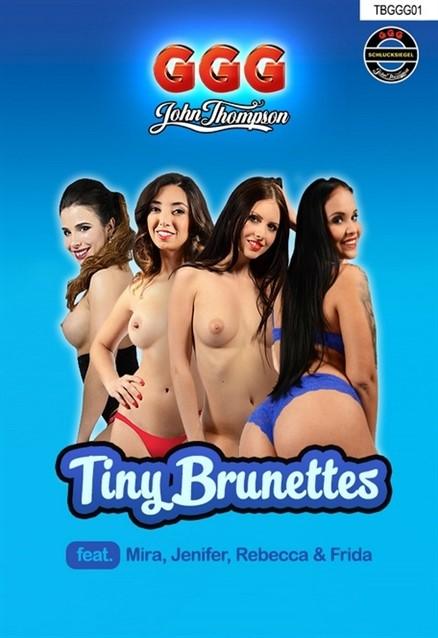[Full HD] GGG - Tiny Brunettes of GGG Mira Cuckold, Jenifer Mendez, Rebecca Volpetti, Frida Sante - GGG-01:10:37 | Blowjob, Facial Cumshot, Stockings - 2,1 GB