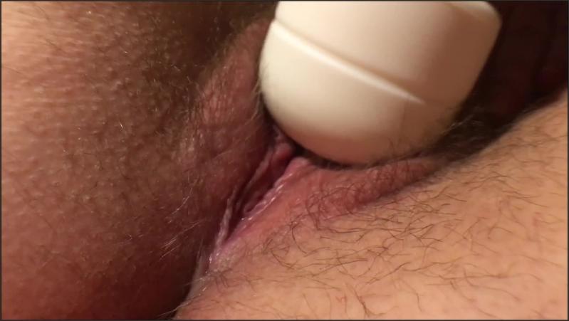 [Full HD] hairy cunt magic wand closeup   - PinkClit - -00:06:08 | Orgasm, Toys, Squirt - 312,5 MB