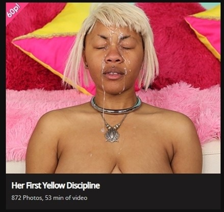 [Full HD] Her First Yellow Discipline Her First Yellow Discipline - SiteRip-00:53:07 | Humilation, Slapping, Blowjob - 1,3 GB