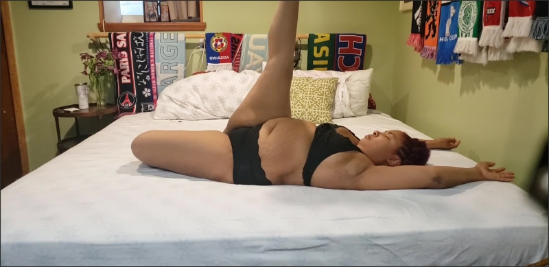 [] horny yoga in bed flow   - Afunicorn - -00:06:07 | Tits, Big Ass - 101,6 MB