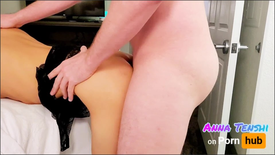 [Full HD] husband let s stranger come fuck his hot asian wife anna tenshi   - AnnaTenshi - -00:15:18 | Japanese, Cumshot - 399,8 MB