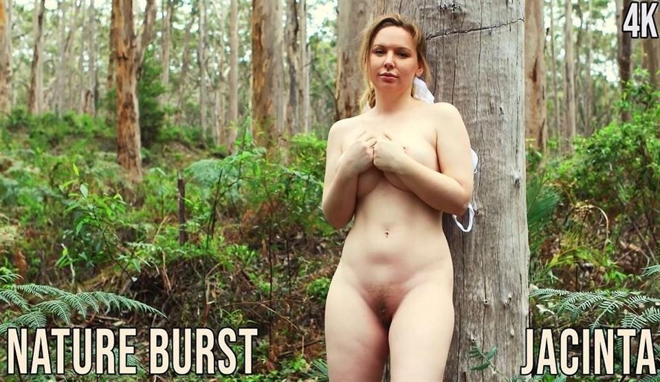 [Full HD] Jacinta - Nature Burst Jacinta - SiteRip-00:16:20   Pee, Outdoor, Masturbation - 951,4 MB
