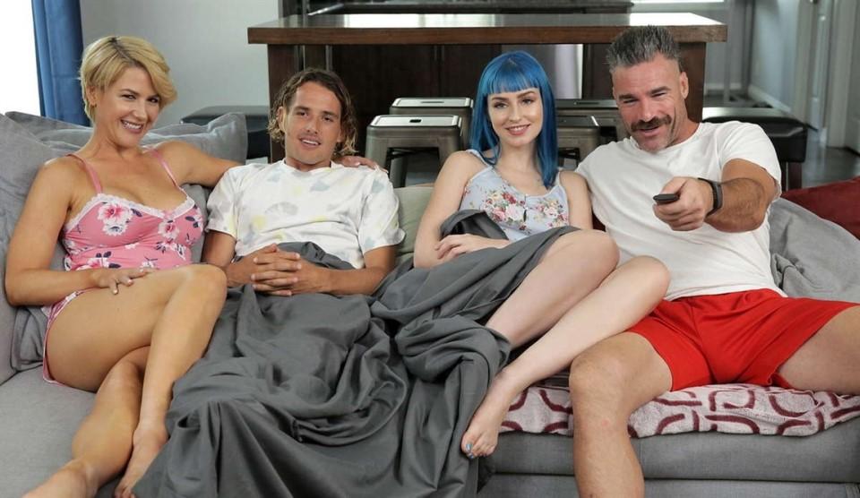 [4K Ultra HD] Jewelz Blu & Kit Mercer - Daddy Gives Gold Stars Jewelz Blu & Kit Mercer - SiteRip-00:25:35   Deep Throat, Ffmm, All Sex - 4,6 GB