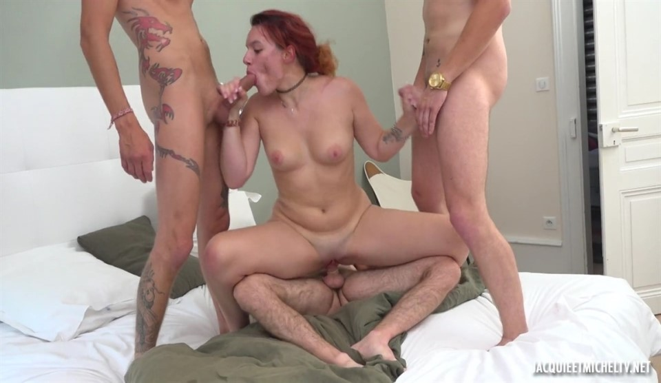 [HD] Julie - Sudden Acceleration Of Julie, 25 Years Old - Mix - SiteRip-00:45:23 | Gonzo, Hardcore, Dpp - 687,6 MB