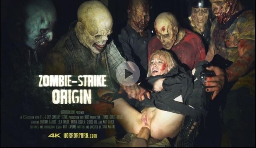 [4K Ultra HD] Lola Taylor Brittany Bardot Katrin Tequila - Zombie-Strike - Origin Mix - SiteRip-00:17:31 | Teens, All Sex - 1,8 GB