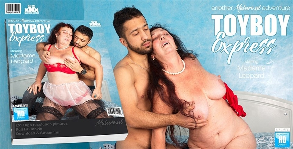 [Full HD] Madame Leopard - The toyboy express is coming and Madame - Madame Leopard (58) - SiteRip-00:31:16 | Hairy, Old, Cum - 1,7 GB