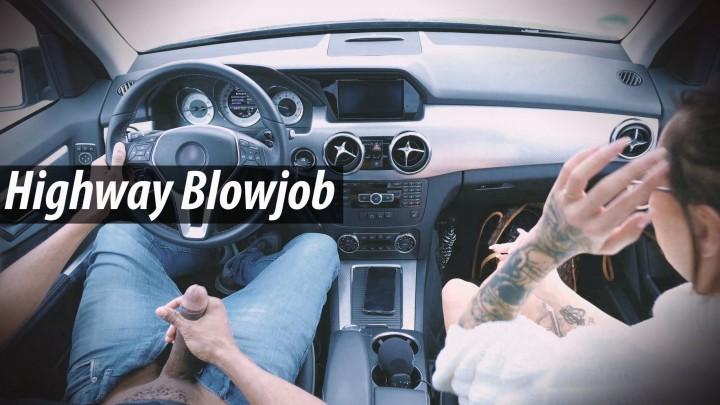 [4K Ultra HD] mandala 4k highway blowjob  Mandala  - ManyVids-00:05:01 | Big Boobs, Tattoos, Public Blowjob - 544,9 MB