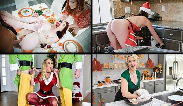 Natasha Ianova, Brooklyn Chase, Lauren Phillips, Kat Dior