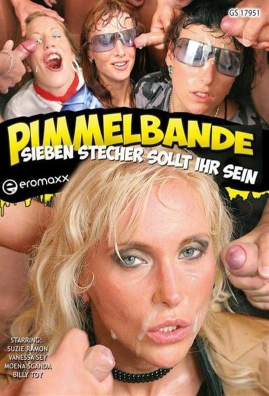 [LQ] Pimmelbande Sieben Stecher Sollt Ihr Sein Suzie Ramon, Vanessa Sey, Moena Scanda, Billy Toy - Eromaxx-00:57:55 | Fetish, Cumshots - 781,8 MB