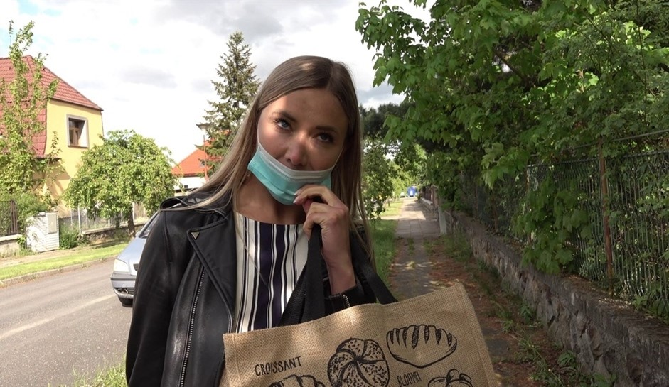 [4K Ultra HD] Polina Maxim - FOOD AUTOMASAKR E125 4K Mix - SiteRip-00:21:02 | Pov, Blonde - 2,2 GB