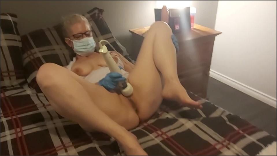 [Full HD] self isolating orgasm   - TiffanyLynne - -00:06:07 | Hitachi, Blonde, Female Orgasm - 169,4 MB
