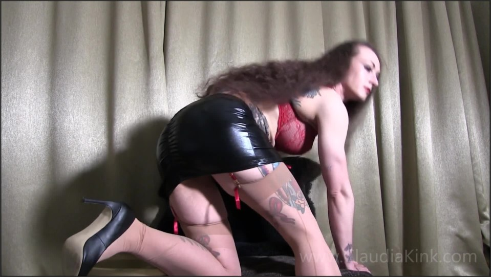 [Full HD] shiny pvc femdom ass worship   - ClaudiaKink - -00:08:58 | Ass Fetish, Verified Amateurs, Big Ass - 201,6 MB