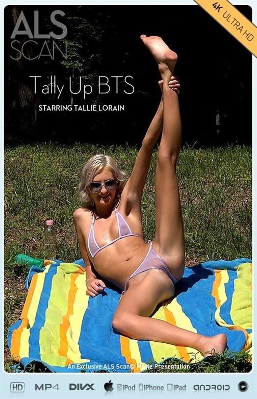 [4K Ultra HD] Tallie Lorain 4K - Tallie Lorain - SiteRip-00:22:31 | Bts, Glass Dildo, Outdoors - 3,2 GB