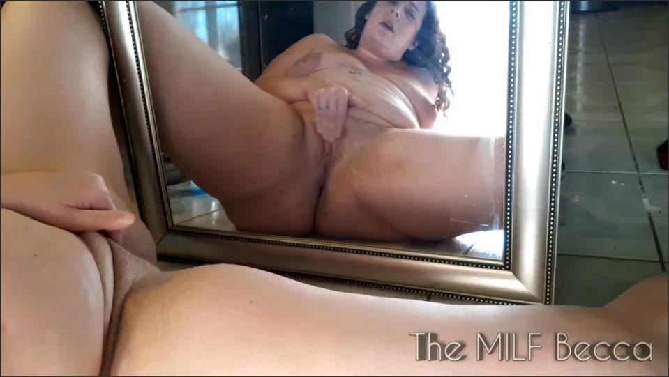[Full HD] the milf becca mbv 13 full body mirror play the MILF becca - ManyVids-00:04:15   Close-ups, Mirror, Solo Female - 333,3 MB