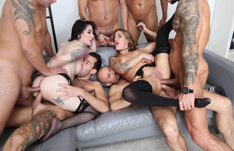 [Full HD] Thirsty Sluts 2 with Balls Deep Anal - Anna de Ville, Silvia Dellai - LegalPorno.com / AnalVids.com-01:03:04   Anal, Cum Swallowing - 5,4 GB