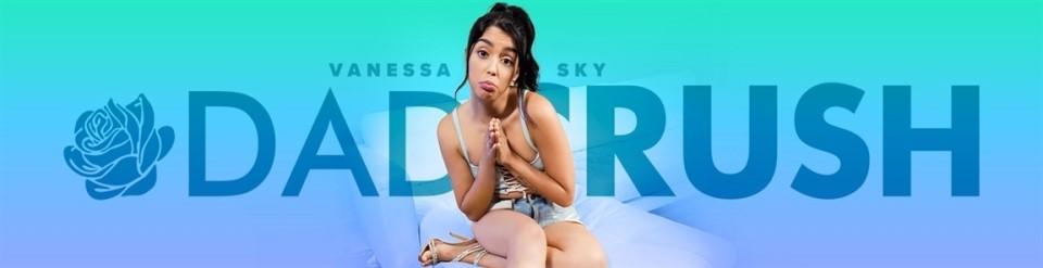 [HD] Vanessa Sky - Rebellious Daughter - Vanessa Sky - SiteRip-00:52:05 | Natural Tits, No Condom, Supportive Parenting - 2,2 GB