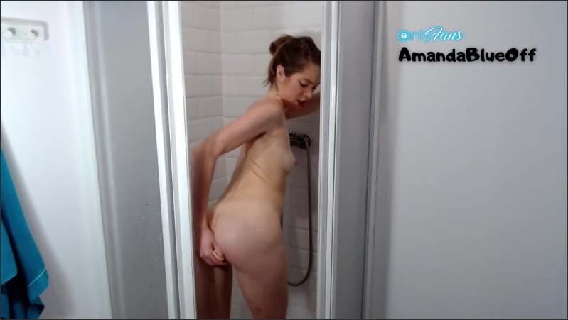 [Full HD] virgin girl try to fuck her anus at the first time under the shower   - AmandaBlue01 - -00:09:35 | Perfect Ass, Shower, White Girl - 114,2 MB