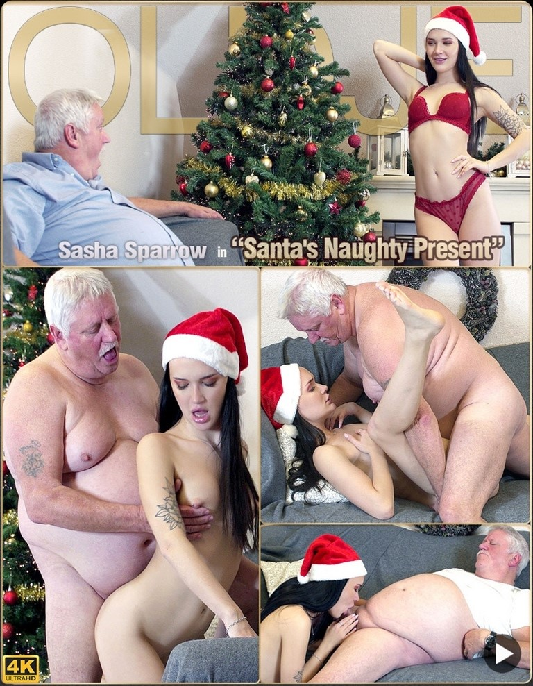 [Full HD] Oldje №742 - Santa's Naughty Present - Sasha Sparrow Mix - SiteRip-00:19:24   christmas, bikini, cumswallow, blowjob, brunette, closeup, doggystyle, deepthroat, cunnilingus, ballslicking ...