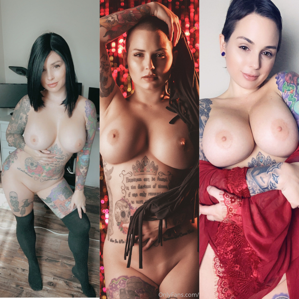 Onlyfans SiteRip BIG TITS & INKED