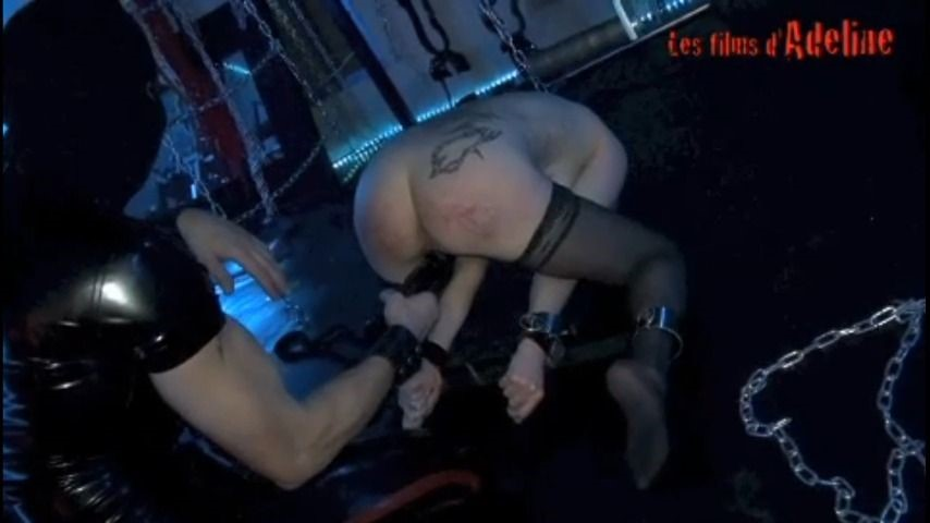 [HD] Adeline Lafouine Bdsm Session Playroom Part Ii Adeline Lafouine - ManyVids-00:45:32 | BDSM,Domination,Slut Training,Spanking,Submissive Sluts - 1,5 GB