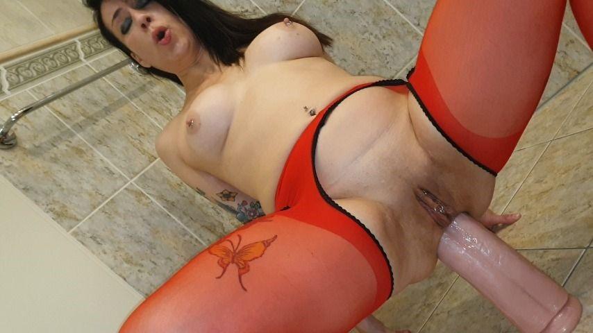 [Full HD] adeline lafouine dap with dildo Adeline Lafouine - ManyVids-00:05:21 | Anal Masturbation,Anal Play,Big Toys,Gape,Huge Dildo - 547,5 MB