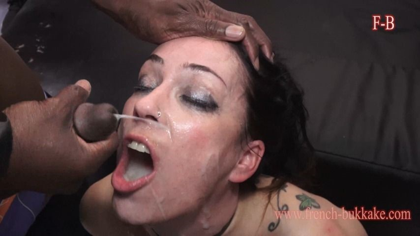[HD] Adeline Lafouine Frenchbukkake Adeline Lafouine - ManyVids-00:22:22 | Cum In Mouth,Cum Swallowers,Swallowing / Drooling,Bukkake,Cumshots - 1,7 GB