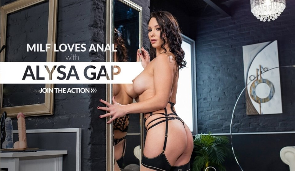 [Full HD] Alysa Gap - Horny brunette destroyed by black dick Alysa Gap - SiteRip-00:32:59 | Anal Slut, All Sex, European, Cum in Mouth, MILF Pornstar, Fake tits, MILF, Hard Fuck, Big black cock, An...
