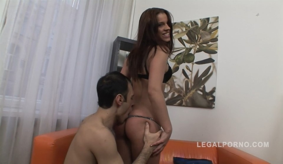 [HD] Angel Rivas Double Anal NR341 Mix - SiteRip-00:25:37 | Gonzo, Anal - 856,2 MB