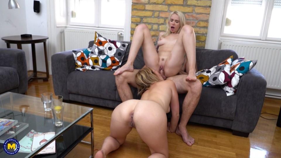 [Full HD] Arteya Stepmom And Stepdaughter Share A Cock For Anal Threesome Arteya (24) & Emma Klein (EU) (35) - SiteRip-00:45:15 | Pussy Licking, lesbians, Blowjob, Mature, Facial, Cum, Masturbation...