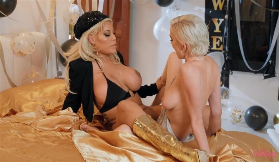 [Full HD] Bridgette B, Skye Blue Bridgette B, Skye Blue - SiteRip-00:28:00 | big fake boos, lesbian, big natural tits, toys - 733,7 MB