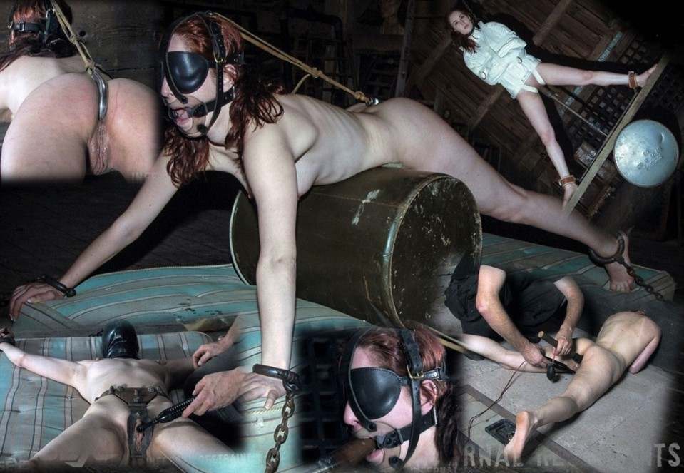 [SD] Calico - BETWEEN A BARREL AND A HARD PLACE Calico - SiteRip-00:38:11 | Caning, Anal Play, Ring Gag, Anal, Whipping, Squirting, Bondage, Suspension, Anal Hook, BDSM, Straitjacket, Vibrator, Zapper, Hooded, Dildo - 790 MB
