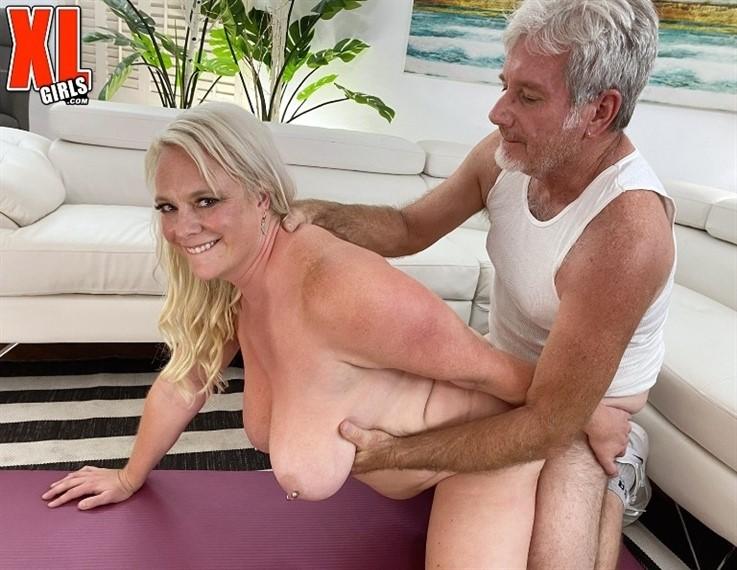 [4K Ultra HD] Cameron Skye - Workout With Cameron Skye At XLgirls.com 04.12.20 Cameron Skye - SiteRip-00:28:24 | All Sex, Big Ass, Blonde, BBW, Blowjob, XLGirls, Cum on Tits, Workout, Handjob, Hair...