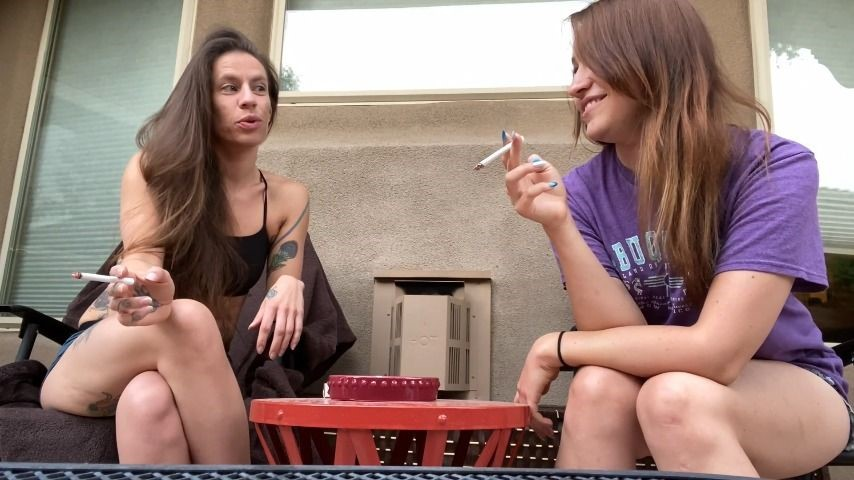 [Full HD] ciren verde big sis teaches little how to smoke Ciren Verde - ManyVids-00:10:19 | Smoking,Instructional,Sisters,Talking,Non-Nude,SFW - 368,5 MB