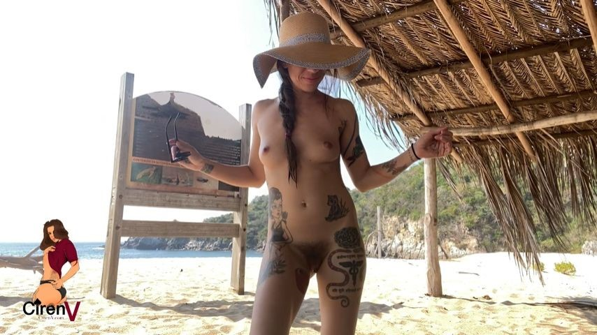 [Full HD] Ciren Verde Nude On The Beach In Mexico Ciren Verde - ManyVids-00:03:10 | Hair Brush,Nude Beach,Nudity/Naked,Outdoors,Public Nudity - 346,1 MB